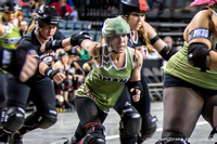 Omaha Roller Girls vs. Sioux City 04.04.15