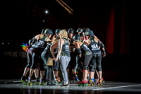 Omaha Roller Girls vs. North Star (MN) 04.25.15